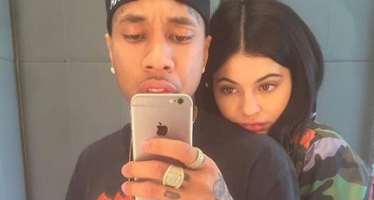Kylie Jenner just called Tyga 'husband'