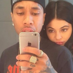 "Kylie Jenner has referred to Tyga as her ""husband"" in a recent Snapchat video. (Photo: Instagram, @last_k_i_n_g)"