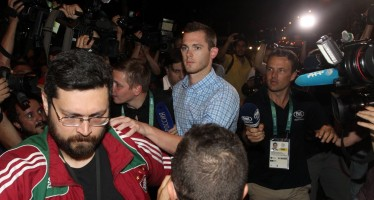 US swimmers leave Rio after robbery debacle