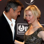 George Clooney and Renee Zellweger, 2001. (Photo: Archive)