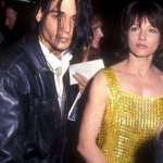 Johnny Depp and Ellen Barkin, 1994. (Photo: Archive)