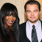 Leonardo DiCaprio and Naomi Campbell, 1995. (Photo: Archive)