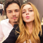 Lindsay Lohan has revealed all about her violent relationship with Egor Tarabasov. (Photo: Instagram, @lindsaylohan)