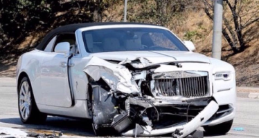 Kris Jenner injured in car crash