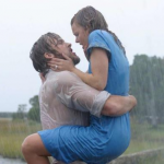 Ryan Gosling and Rachel McAdams in The Notebook. (Photo: Archive)