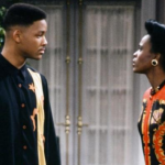 Will Smith and Janet Hubert on Fresh Prince. (Photo: Archive)