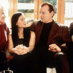 Bill Murray and Lucy Liu in Charlie's Angels: Full Throttle. (Photo: Archive)