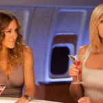 Sarah Jessica Parker and Kim Cattrall on Sex & the City. (Photo: Archive)