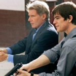 Harrison Ford and Josh Hartnett in Hollywood Homicide. (Photo: Archive)