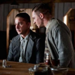 Shia LaBeouf and Tom Hardy in Lawless. (Photo: Archive)
