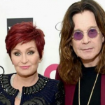 Ozzy Osbourne, pictured here with wife Sharon Osbourne, has since claimed that he suffers from a sex addition. (Photo: Instagram, @datswasup)