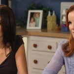 Teri Hatcher and Marcia Cross on Desperate Housewives. (Photo: Archive)