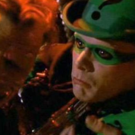 Tommy Lee Jones and Jim Carrey in Batman Forever. (Photo: Archive)