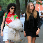 St. Vincent and Cara Delevingne. (Photo: Archive)