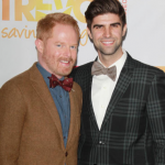 Jesse Tyler Ferguson and Justin Mikita. (Photo: Archive)