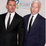 Benjamin Maisani and Anderson Cooper. (Photo: Archive)