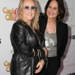 Melissa Etheridge and Linda Wallem. (Photo: Archive)