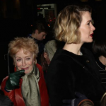 Holland Taylor and Sarah Paulson. (Photo: Archive)