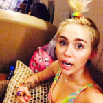 Miley Cyrus. (Photo: Archive)