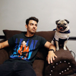 The 26-year-old singer wants a dozen puppies delivered to his dressing room before shows. (Photo: Instagram, @joejonas)