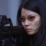 Sever, played by Lucy Liu in Ballistics: Ecks vs. Sever. (Photo: Archive)