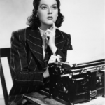 Hildy Johnson, played by Rosalind Russell in His Girl Friday. (Photo: Archive)