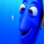 Dory, voiced by Ellen DeGeneres in Finding Nemo. (Photo: Archive)