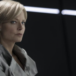 Delacourt, played by Jodie Foster in Elysium. (Photo: Archive)