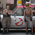 The Ghostbusters, played by Leslie Jones, Melissa McCarthy, Kristen Wiig and Kate McKinnon in Ghosbusters. (Photo: Archive)