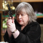 Harriet Korn, played by Kathy Bates on Harry's Law. (Photo: Archive)