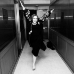 Adele is currently touring the west coast of the United States. (Photo: Instagram, @adele)