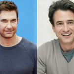 Dylan McDermott and Dermot Mulroney. (Photo: Archive)