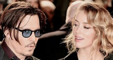 Johnny Depp cut off his fingertip in a rage
