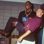 Shaquille O'Neal and Bill Gates. (Photo: Archive)