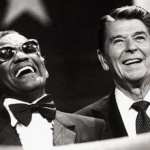Ray Charles and President Ronald Reagan. (Photo: Archive)
