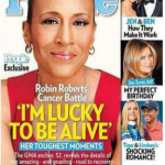 Robin Roberts survived breast cancer. (Photo: Archive)