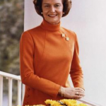 Betty Ford survived breast cancer. (Photo: Archive)