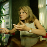 Gloria Steinem survived breast cancer. (Photo: Archive)