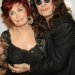 Ozzy and Sharon Osbourne, 34 years. (Photo: Archive)