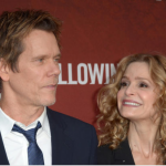 Kevin Bacon and Kyra Sedgwick, 28 years. (Photo: Archive)