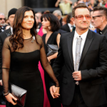 Bono and Ali Hewson, 34 years. (Photo: Archive)