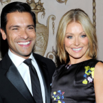 Kelly Ripa and Mark Consuelos, 20 years. (Photo: Archive)