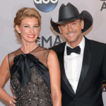 Faith Hill and Tim McGraw, 20 years. (Photo: Archive)