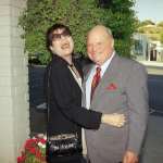 Don and Barbara Rickles, 51 years. (Photo: Archive)