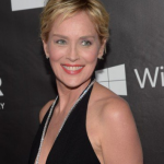 Sharon Stone has an IQ of 153. (Photo: Archive)