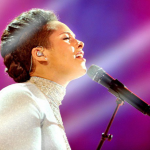 Alicia Keys has an IQ of 154. (Photo: Archive)