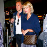 Taylor Swift and Tom Hiddleston have reportedly had their first major argument. (Photo: Instagram, @usweekly)