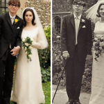 Eddie Redmayne and Felicity Jones as Jane and Stephen Hawking in The Theory of Everything. (Photo: Archive)