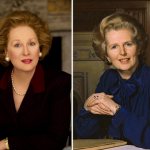 Meryl Streep as Margaret Thatcher in The Iron Lady. (Photo: Archive)