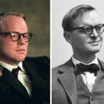 Philip Seymour Hoffman as Truman Capote in Capote. (Photo: Archive)